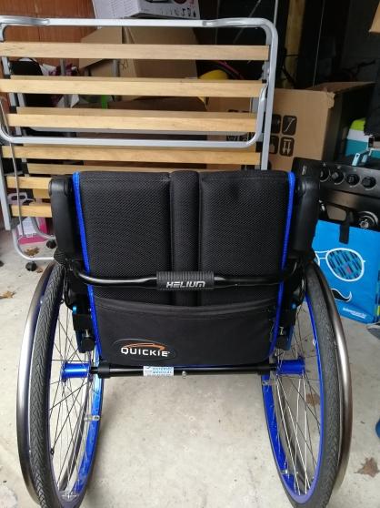 fauteuil roulant pliant