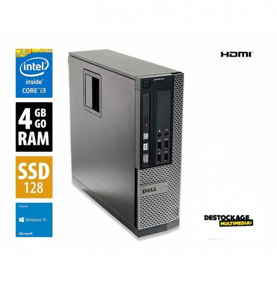 Dell OptiPlex 3010 Core i3-3225 3,3 GHz