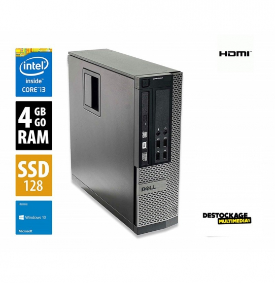 Annonce occasion, vente ou achat 'Dell OptiPlex 3010 Core i3-3225 3,3 GHz'