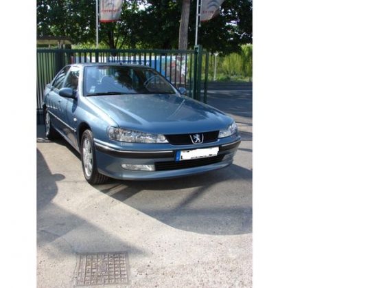 Peugeot 406 2L HDI Navtech 110cv excelle