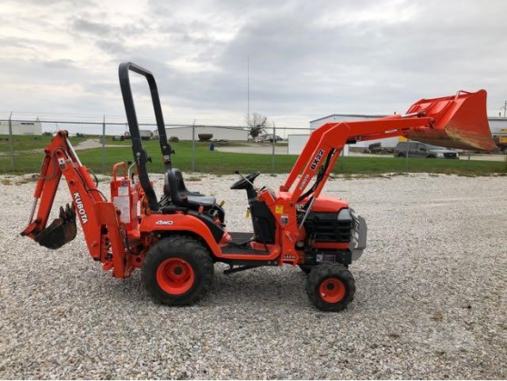 Annonce occasion, vente ou achat 'Kubota BX22'