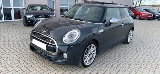 Annonce occasion, vente ou achat 'Mini iii 2.0 192 cooper s pack red hot'
