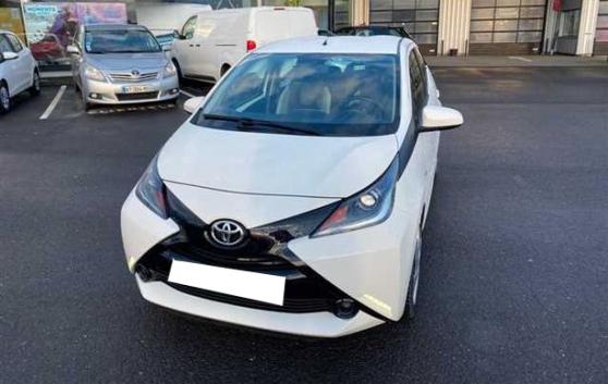 Toyota Aygo II 1.0 VVT-i x-play