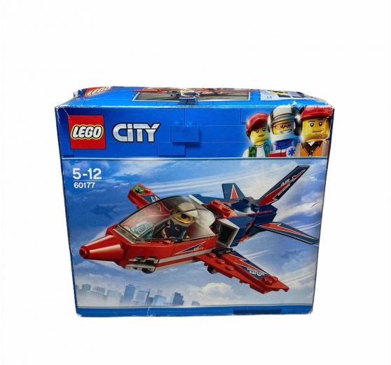 Annonce occasion, vente ou achat 'Lego City Jet de Voltige'