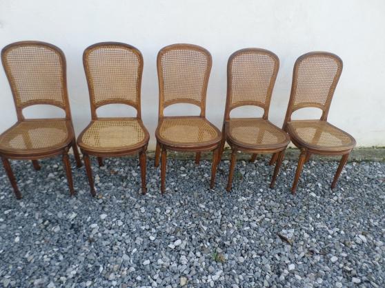 Annonce occasion, vente ou achat 'chaises cannées style LOUIS XVI'