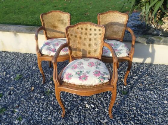 Annonce occasion, vente ou achat 'fauteuils canés'