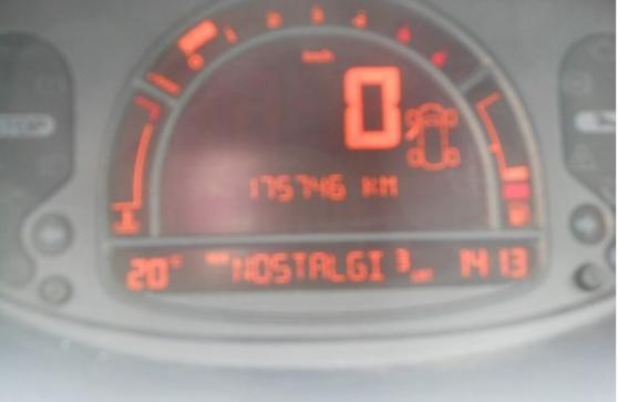 Renault Modus 1.6L 16V, 71000 kms, ct ok