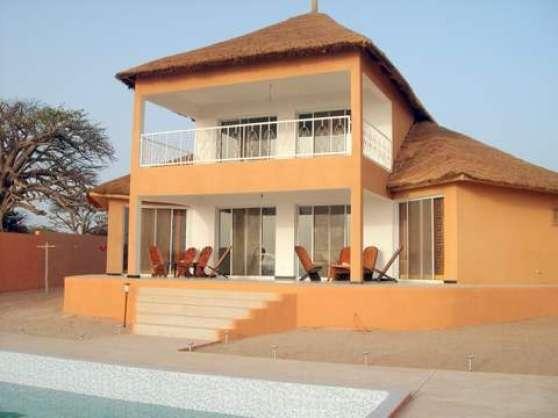 location villa en bord de mer au sénégal - Photo 3