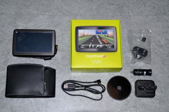 Annonce occasion, vente ou achat 'GPS TOM TOM VIA 125 EUROPE'