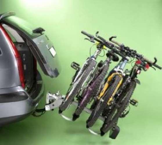 porte vélo attelage