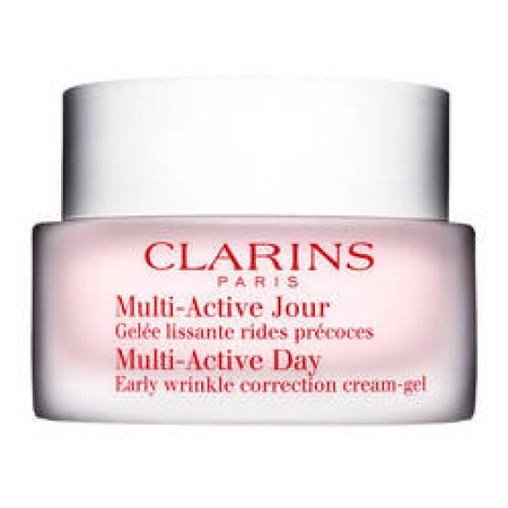Crème Multi active Jour Clarins neuve
