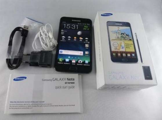 Samsung galaxy note neuf bouygues, avec