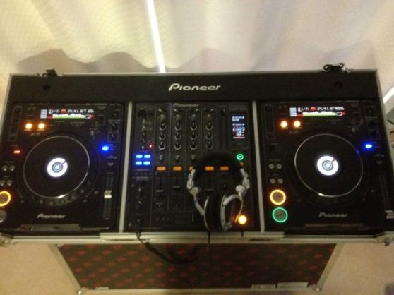 Pioneer Pro DJ Setup 2x CDJ