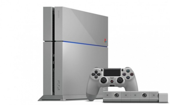 Sony PlayStation 4 Editions 20e annivers