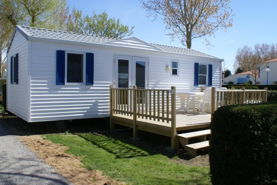 Mobilhome 6 places camping 4*