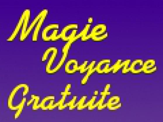 Annonce occasion, vente ou achat 'Voyance gratuite et magie'