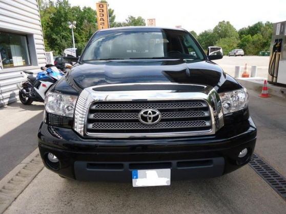 toyota tundra 5 7 v8 crewmax limited toulouse. Black Bedroom Furniture Sets. Home Design Ideas