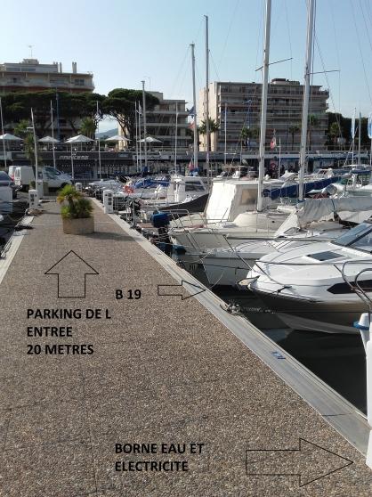 place de port mandelieu la napoule - Annonce gratuite marche.fr