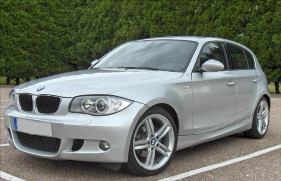 BMW 120 120d sport pack m Diesel 43000 k