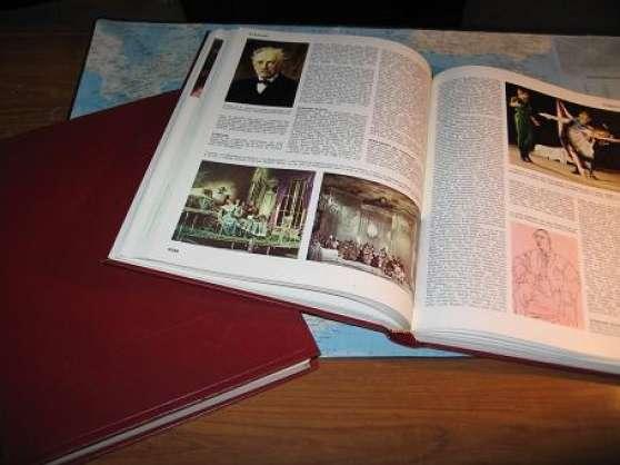 Annonce occasion, vente ou achat 'encyclopédie alpha 17 volumes'