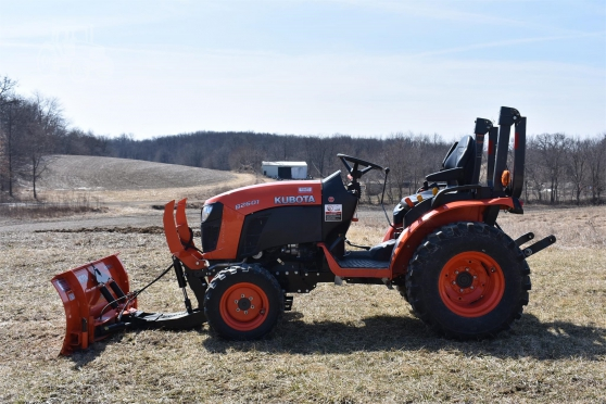 Annonce occasion, vente ou achat 'Tracteur Kubota B 2601 HSD'