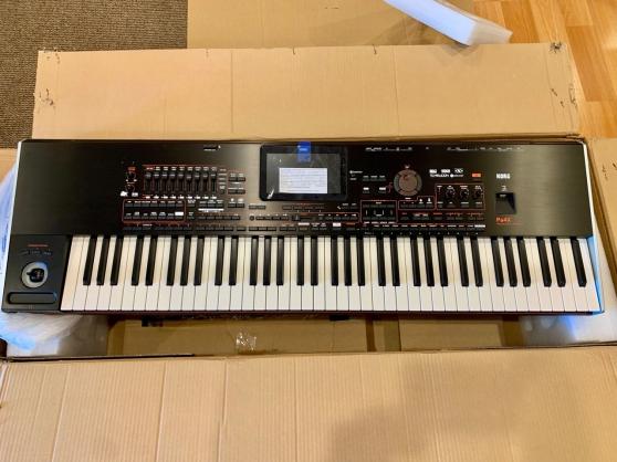 Clavier KORG PA4X 76