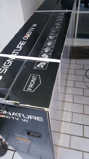 LG Signature OLED 65 W7V UHD 4K TV Dolby