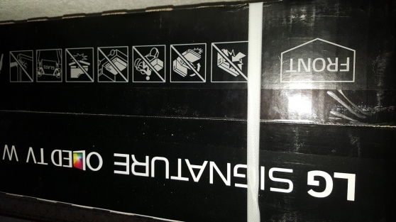LG Signature OLED 65 W7V UHD 4K TV Dolby - Photo 3