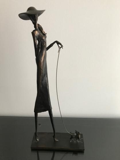 Annonce occasion, vente ou achat 'Sculpture en bronze'