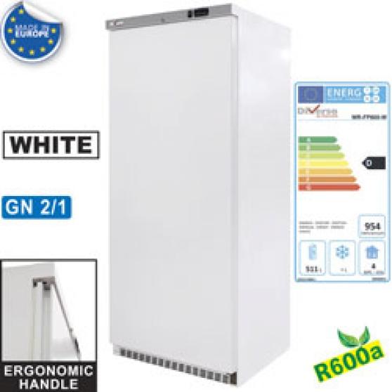 Annonce occasion, vente ou achat 'Armoire frigorifique GN 2/1ventilée 600L'