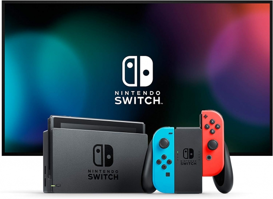 Annonce occasion, vente ou achat 'Nintendo Switch Neon'