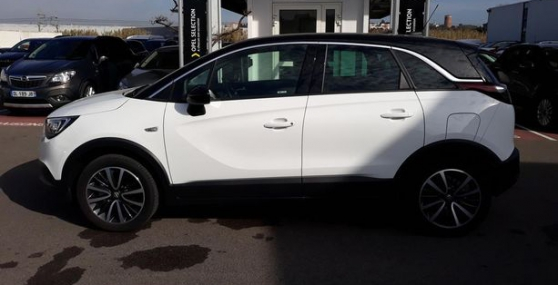 Annonce occasion, vente ou achat 'Opel Crossland X 1.2 81 ch Innovation'