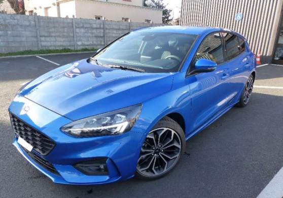 Annonce occasion, vente ou achat 'Ford focus iv 1.5 ecoboost 150 s&s st li'