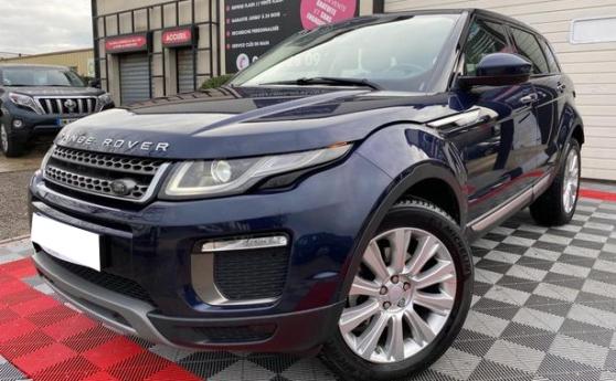 Land Rover Range Rover Evoque 2.0 TD4 4W