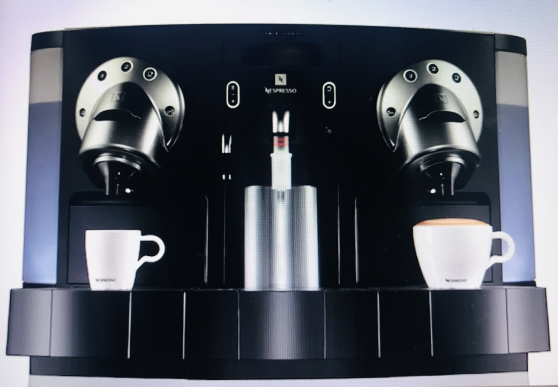 MACHINE NESPRESSO GEMINI 220