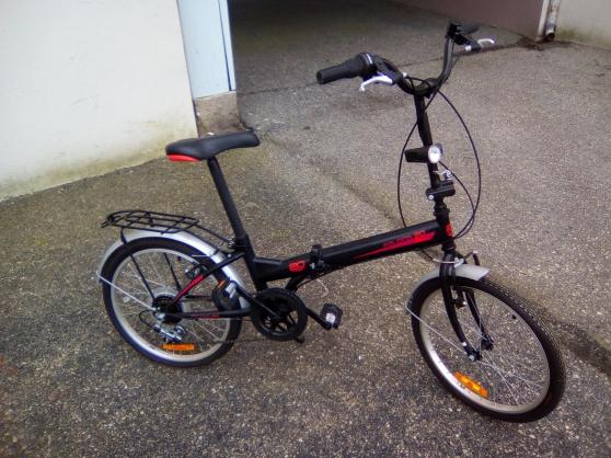 Annonce occasion, vente ou achat 'vélo pliable'
