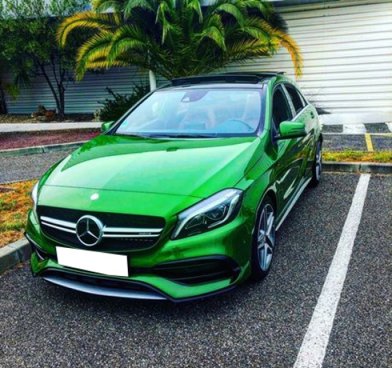 Annonce occasion, vente ou achat 'A45 AMG full options garantie'