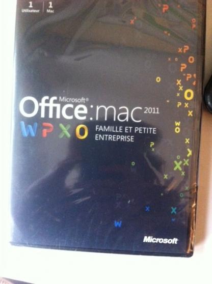 Office mac famille et petite entreprise