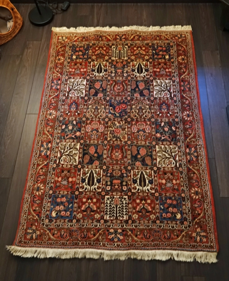 Tapis persan - Bakhtiar