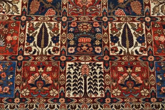 Tapis persan - Bakhtiar - Photo 2