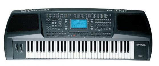Clavier Arrangeur PRO KETRON X1HD