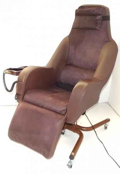 fauteuil médicalisé électrique