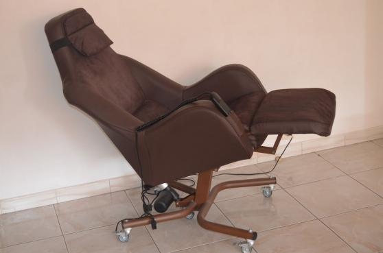 fauteuil médicalisé électrique - Photo 2