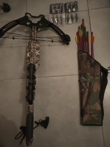 Arbalète de chasse complète - Photo 2
