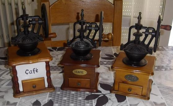 Annonce occasion, vente ou achat 'lot de moulins toutes tailles.'