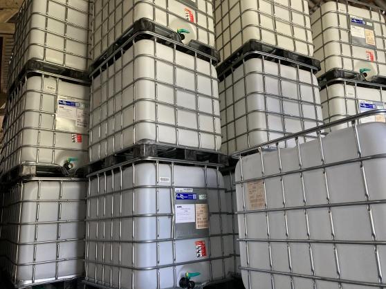 Annonce occasion, vente ou achat 'Cuve à eau réservoir stockage ibc'