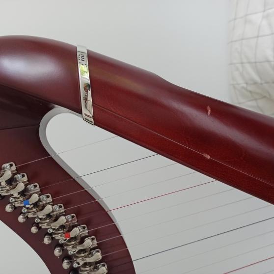 Annonce occasion, vente ou achat 'Belle Harpe 34 Cordes'