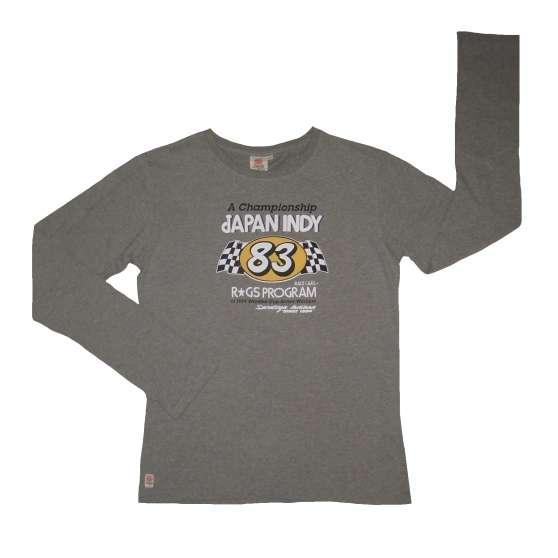 Tee shirt gris « JAPAN RAGS » Neuf à-60%