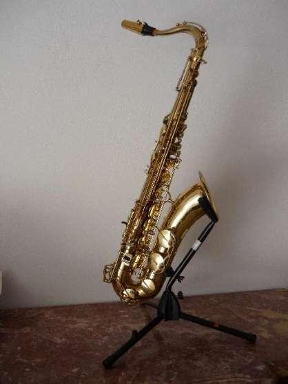 Vends Saxophone Tenor SELMER Action2