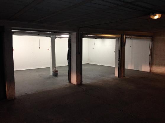 Garage triple bas avenue Montrose Prince